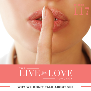 Why we don't talk about sex
